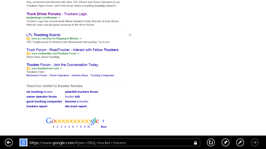 Ranking First Page On Google