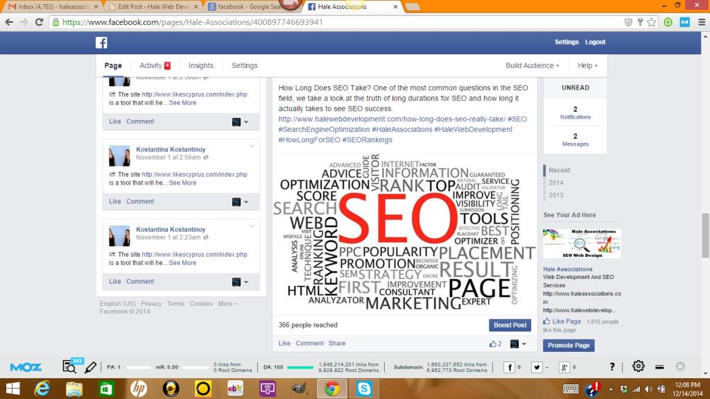 Facebook News Feed Marketing