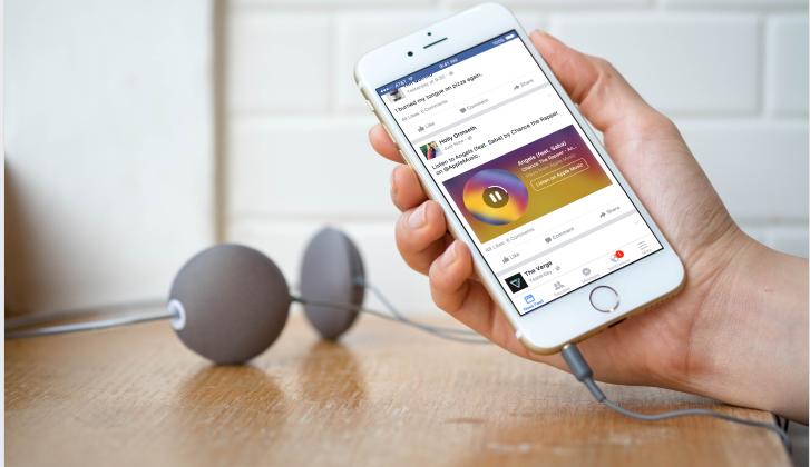 Facebook's Music Stories