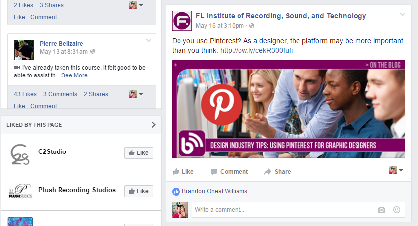 How to Get an Edge When Promoting Your Web Development Facebook Page