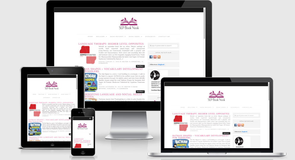 Hale Associations Web Design SLP BookNook