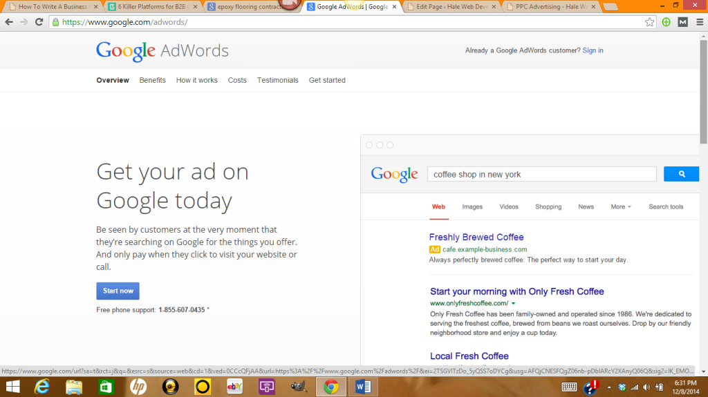 PPC Advertising On Google