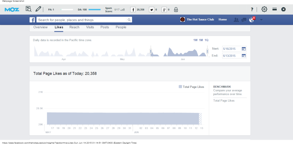 Facebook Marketing Insights