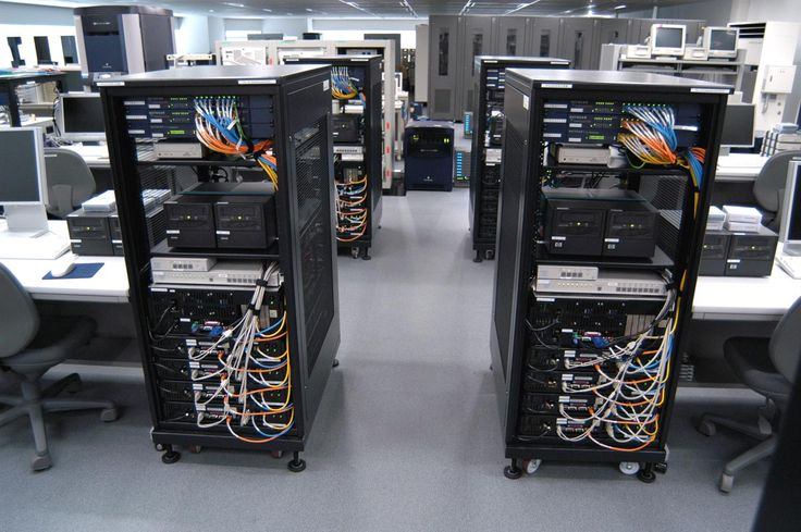 How to Properly Set Up a Small Business Server Room - Hale Web ...
